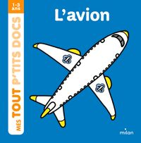 Cover of «L'avion»