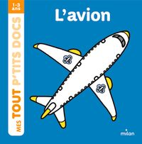 Cover of « L'avion »
