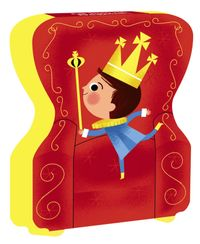 Couverture «Le roi Dagobert»