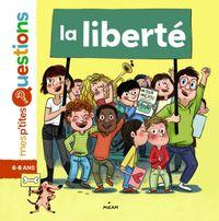 Cover of «La liberté»