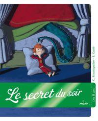 Couverture «Le secret du soir»