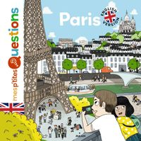 Couverture « Paris – version anglaise »