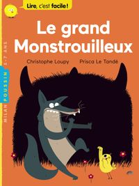 Cover of « Le grand Monstrouilleux »