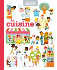 Cover of « La cuisine »