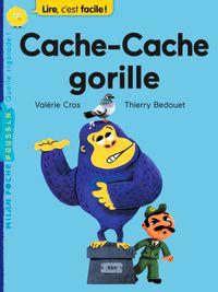 Cover of «Cache-cache gorille»