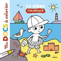 Cover of «La plage»