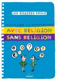 Couverture «Avec religion sans religion»