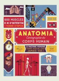 Cover of « Anatomia »
