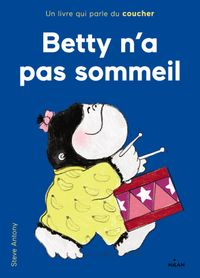 Couverture «Betty n'a pas sommeil»