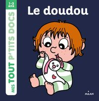 Cover of «Le doudou»