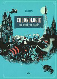 Couverture «Chronologie»