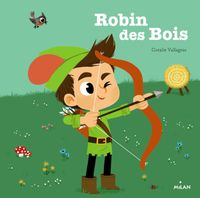 Couverture «Robin des bois»