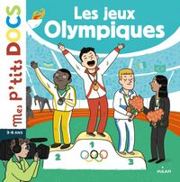 Cover of « Les Jeux Olympiques »