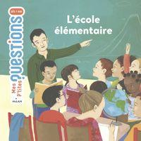 Cover of «L'école élémentaire»