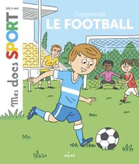 Couverture « J'apprends le football »