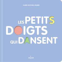 Cover of «Les petits doigts qui dansent»