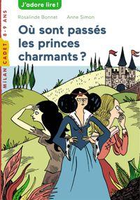 Couverture «Où sont passés les princes charmants»