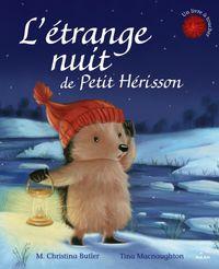 Couverture «L'étrange nuit de Petit Hérisson»