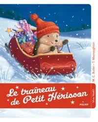 Couverture «Le traîneau de Petit Hérisson»