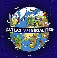 Couverture «L'atlas des inégalités»