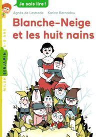 Couverture «Blanche-Neige et les huit nains»