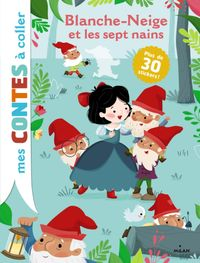 Cover of «Blanche-Neige et les sept nains»