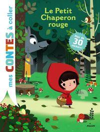 Cover of «Le petit chaperon rouge»