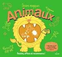 Couverture «Dessins magiques – Les animaux»