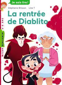 Cover of «La rentrée de Diablito»