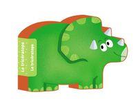 Couverture «Le tricératops»