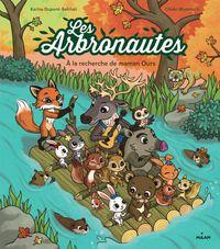 Couverture «Les Arbronautes : À la recherche de maman Ours»