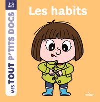 Cover of «Les habits»