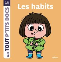 Cover of « Les habits »