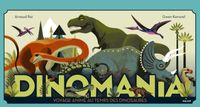 Couverture « Dinomania »