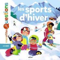 Cover of « Les sports d'hiver »