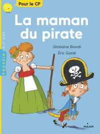 Couverture « La maman du pirate »