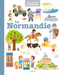 Cover of « La Normandie »