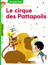 Cover of « Le cirque des Pattapoils »