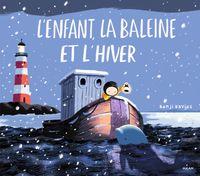 Couverture «L'enfant, la baleine et l'hiver»