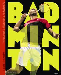 Couverture « Badminton »