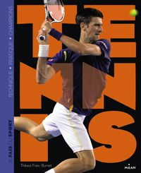 Couverture « Tennis »