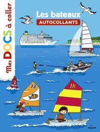 Cover of «Les bateaux»