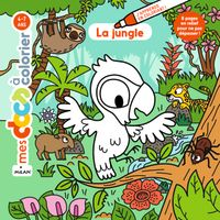 Cover of « La jungle »