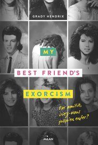 Couverture «My best friend's exorcism»