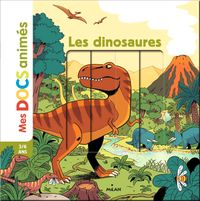Cover of «Les dinosaures»