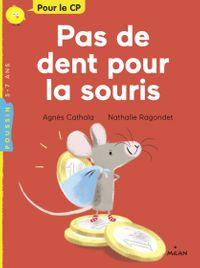 Couverture «Pas de dent pour la souris»