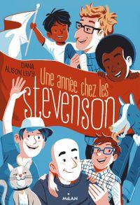 Couverture «Une année chez les Stevenson»