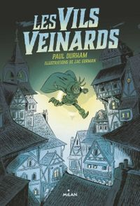 Couverture « Les vils veinards »