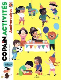 Cover of «Copain – Anniversaires»