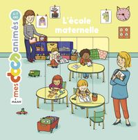 Cover of « L'école maternelle »